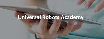 Universal Robots Academy UR Roboter