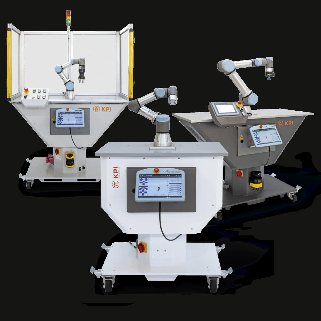 Standardzellen für Roboterautomation