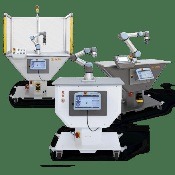 Roboterzellen und Palettiersysteme