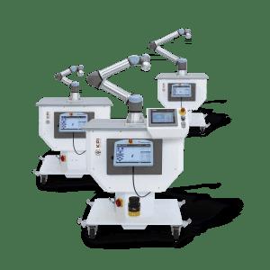 3 Roboterplattformen für Cobots