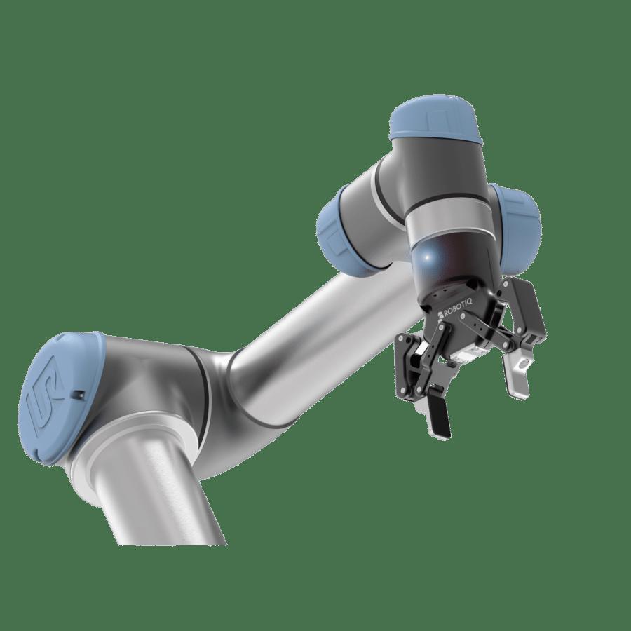 UR5e mit Robotiq 2F-85