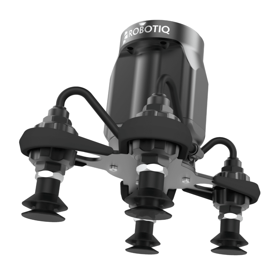 Vakuumspinne für Univeral Robots UR von Robotiq