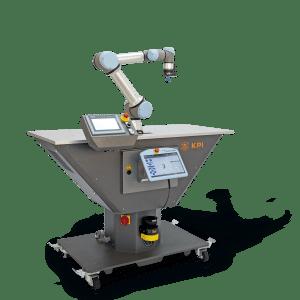Modulare Standard Roboterzelle von KPI Gmbh