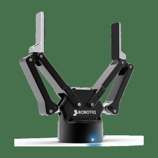 Großhubgreifer von Robotiq mit einstellbarer Kraft und 140 mm Hub