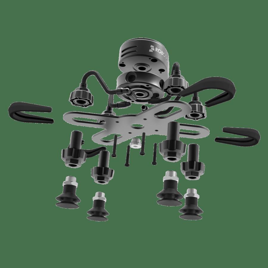 Vakuumejektor von Robotiq für UR